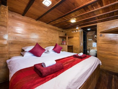 Master Cabin (Double)